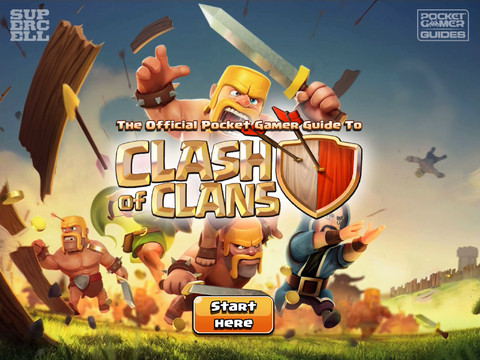 The Official Guide to Clash of Clans 1.0.1