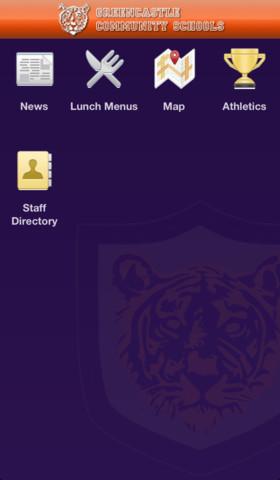 Greencastle CS 1.0 App for iPad, iPhone - Education - app by Custom ...