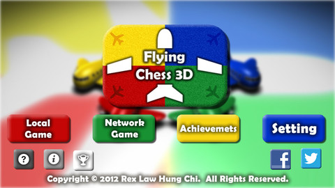 Flying Chess 3D