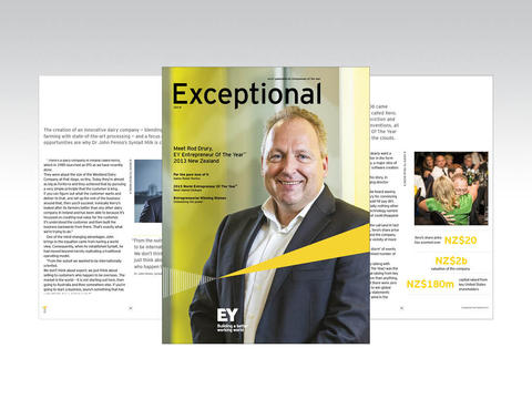 EY Exceptional NZ new zealand air