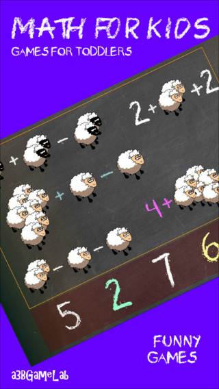 Math for Kids! The game math games