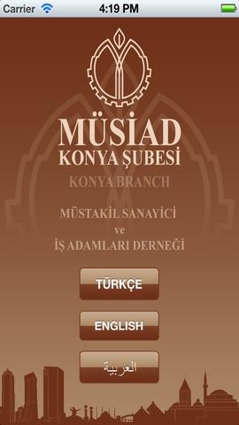 Müsiad Konya konya