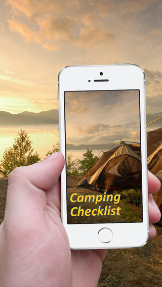 Camping_Checklist camping equipment