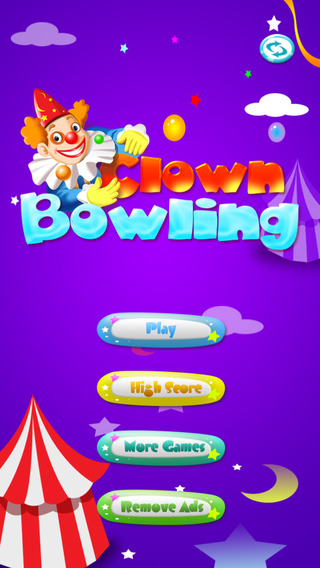 Clown Bowling FREE - Skee Ball Style Arcade Bowling Knock Down Challenge bowling equipment auction