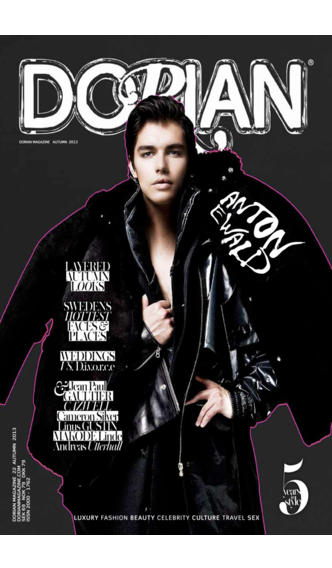 DORIAN Magazine – World's Most Fashionable Gay Magazine swimming world magazine