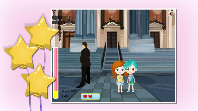 Dating games on Kongregate