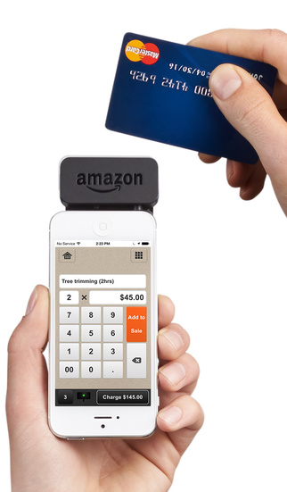 Amazon Local Register: Amazon`s Mobile Point of Sale - Accept Card Payments projector screens amazon