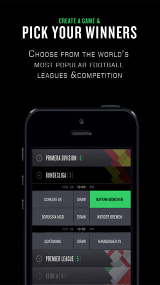 Kiggit - soccer app with predictions, livescores, real football matches, goals soccer predictions