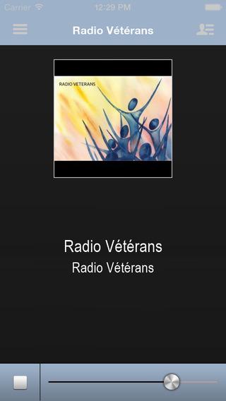 Radio Vétérans veterans