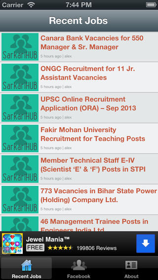 Sarkari Naukri legal jobs indonesia