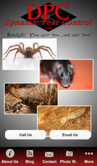 Dynamic Pest Control pest control equipment