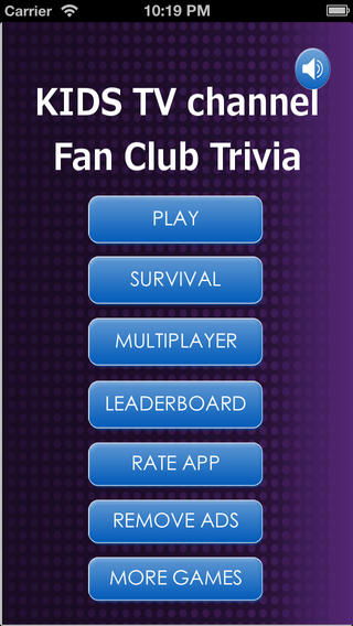 Trivia Fan Club - Free Funny Best TV Shows Quiz for Kids, Channel Edition cooking channel shows