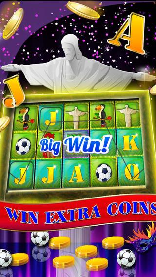 Brazil Slots - Wonderful and Magical Casino Bonus Game for fun loving people people of brazil