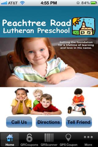 Peachtree Road Lutheran Preschool preschool children development