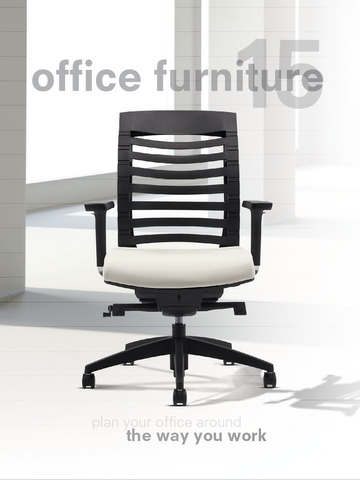 WPF 2015 Catalog office furniture cincinnati