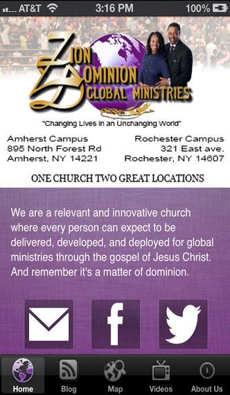 Zion Dominion presentation ministries