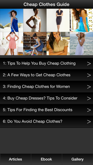 Cheap Clothes Guide - A Guide To Find Cheap Trendy Clothes For Women ! cheap printing