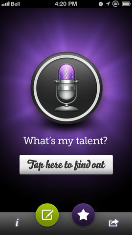 Talent Detector - Free Fun App for Pranks and Jokes with Friends, What`s your talent? hungary s got talent