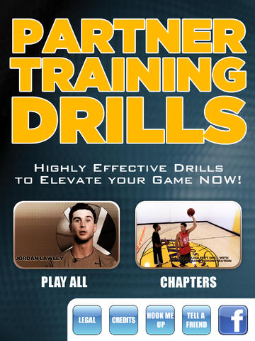 Partner Training Drills: Highly Effective Ways To Elevate Your Game Now! - With Jordan Lawley - Full Court Basketball Training Instruction basketball equipment training