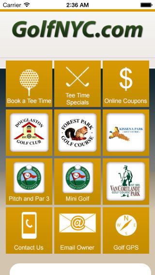 GolfNYC golf season ends