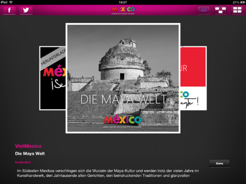Die Maya Welt