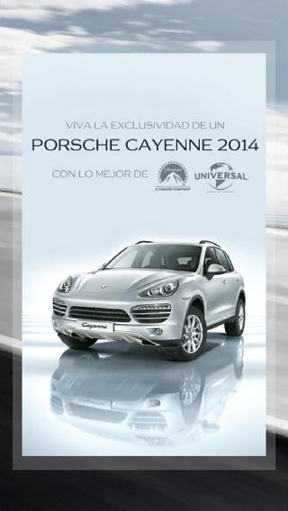 Gana un Porsche Cayenne porsche cayenne