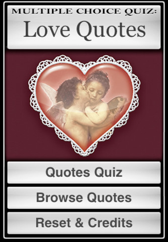 Love Quotes - A Romantic Quiz For Valentine`s Day 1.2