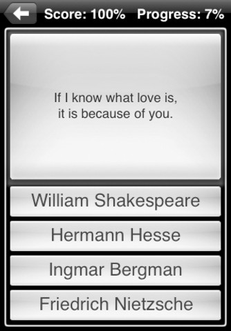 Love Quotes - A Romantic Quiz For Valentine`s Day