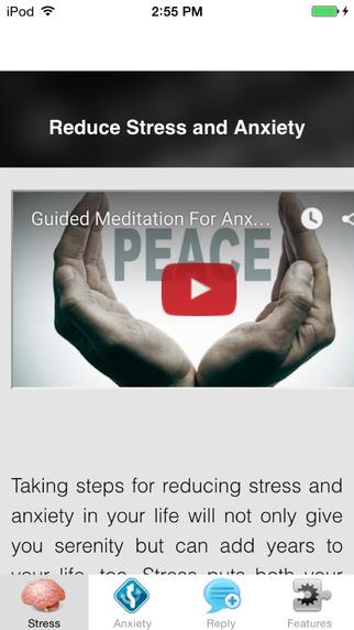 Reduce Stress and Anxiety - Work Life Balance work life balance ideas
