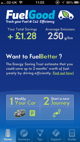 FuelGood - Energy Saving Trust Scotland