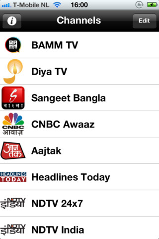 Live TV — Watch your favourite Indian live TV channels asianet news