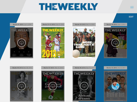 The FIFA Weekly fifa games free