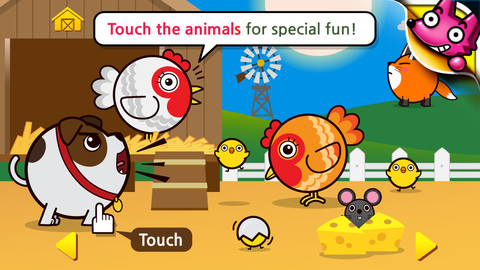 Touch!Kids Farm