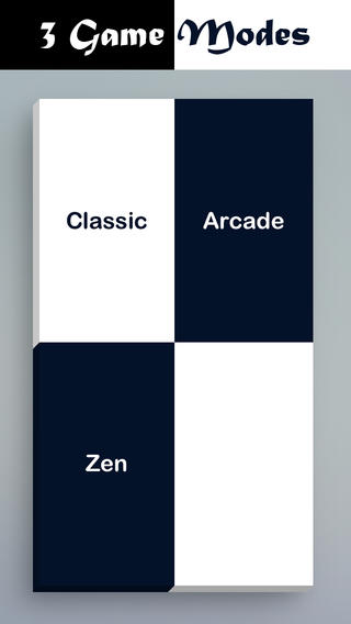 Wrong Tile - Dont Tap the white Tile, Don`t artwork on tile