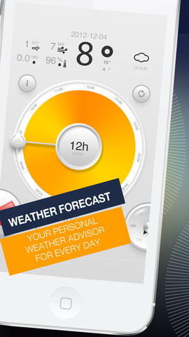Weather Forecast for 12 hours/24 hours / 7 days 1.0