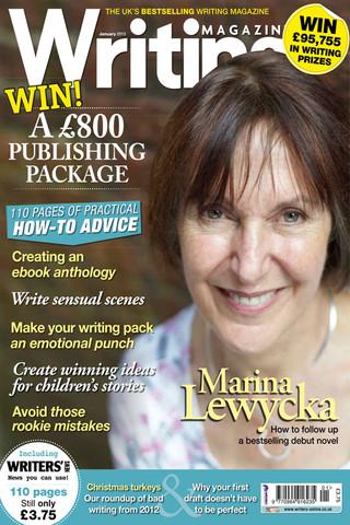 creative writing magazines