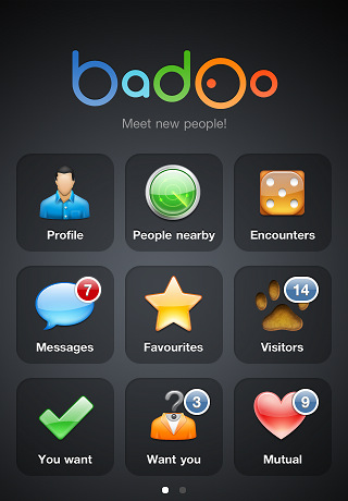 Badoo game download