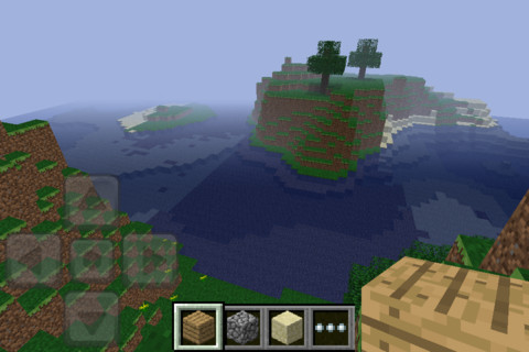 Minecraft – Pocket Edition 0.4.0