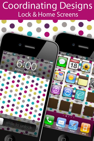 Cuptakes – wallpapers for the girly girls