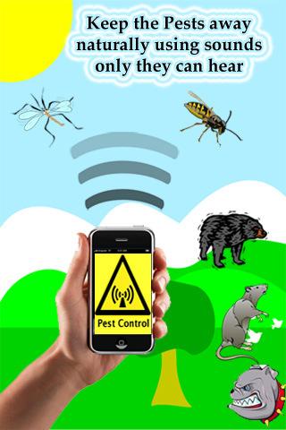 Ultrasonic Pest Control pest control equipment