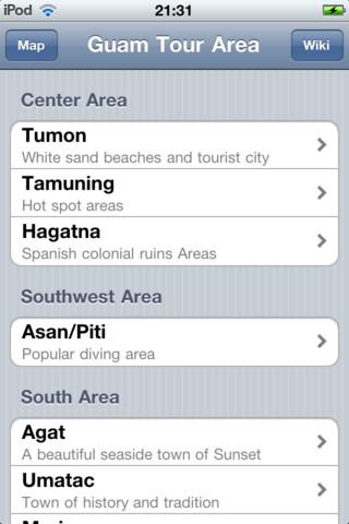 Guam Island Tour Map okinawa island map
