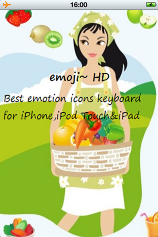 A+ Emotion Icons HD – Best Animated Smileys Emoticons Keyboard For Mail, IM, Chat, SMS And Notes(Support iPhone,iTouch and iPad)