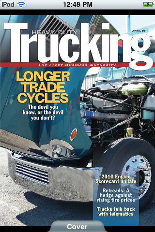 Heavy Duty Trucking – The Fleet Business Authority freight trucking business