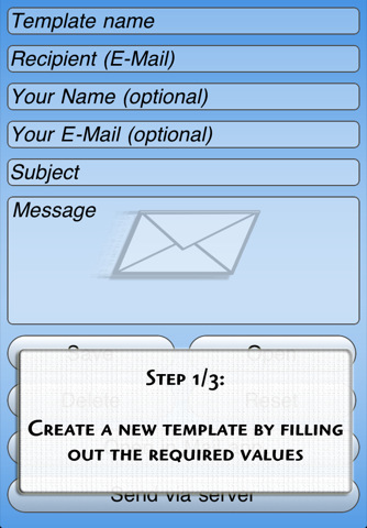 Mail Templates » The quickest way to send e-mail from templates!