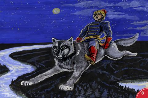 Иван царевич и серый волк iphone ipad ios