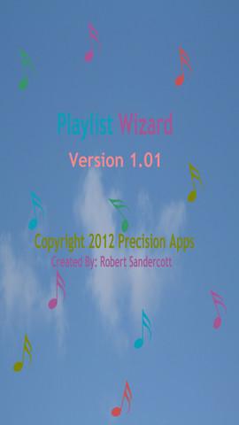 Playlist Wizard