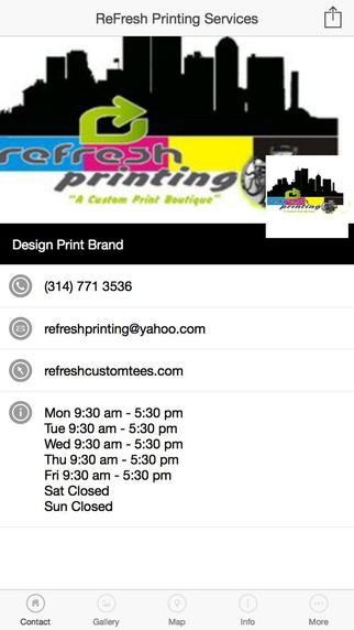 ReFresh Printing Services printing services
