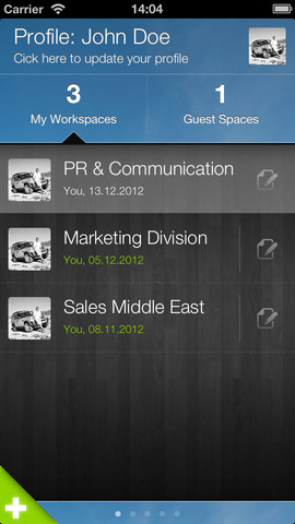 Wolfpack Collaboration Suite teleconferencing service