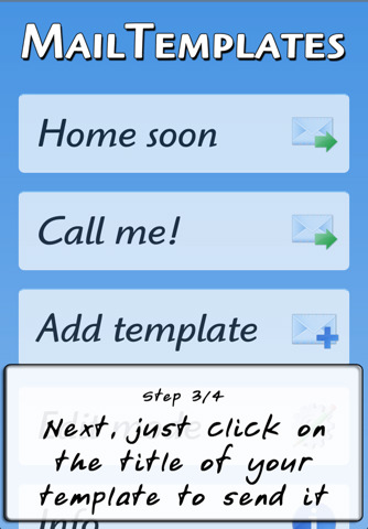 Mail Templates Lite » The quickest way to send e-mail from templates!