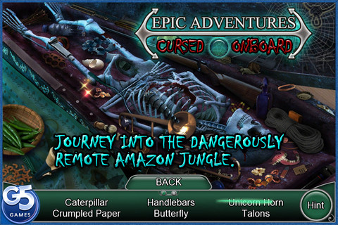 Epic Adventures: Cursed Onboard (Full) 1.0